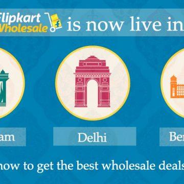 Flipkart Wholesale launches digital platform for Kiranas, MSMEs